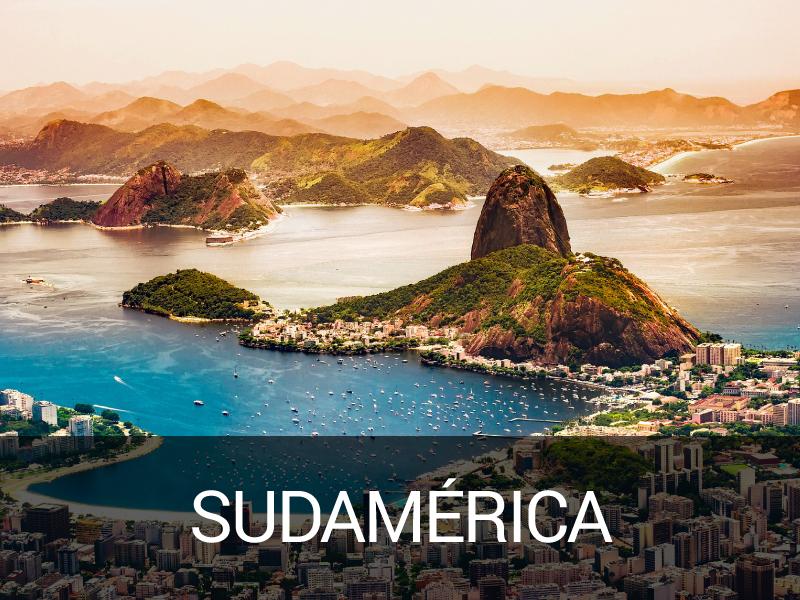 sudamérica viaje